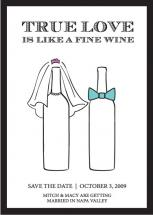 True love is like a fin... by Courtney Michelle Designs