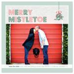 Merry Mistletoe by Print Julep