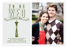 To be wed in Seattle, W... by i heart design studio