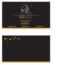 FloRider Business Card by Kristian Don Arquiza