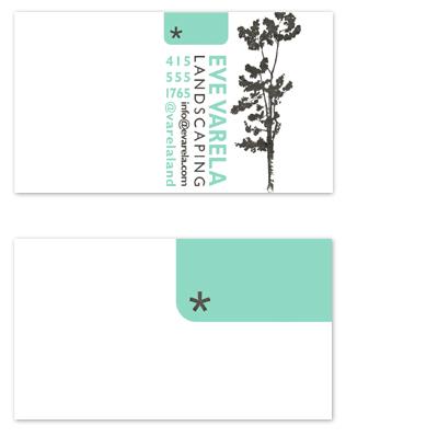 business cards - Keeping Tabs by Kiri Moth