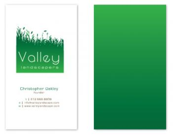 Valley Landscape design