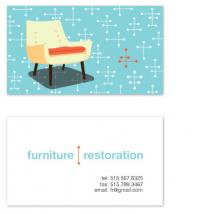Furniture Restoration  by M.P. Cunningham
