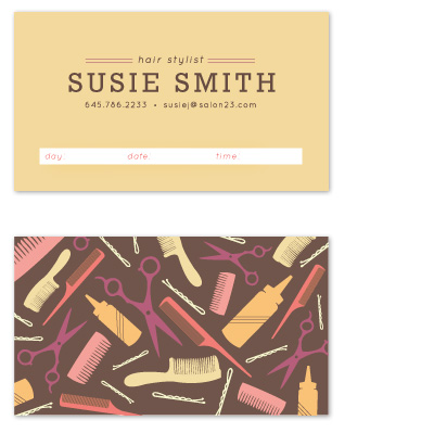 business cards - Stylish by Kristen Smith