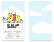 Pink and Yellow Peeps by www.project1128.com