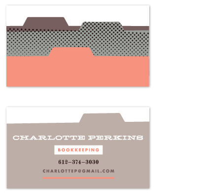 business cards - Fileshare by Yours Madly