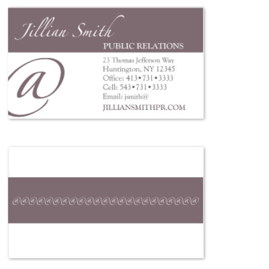 Business cards plum public relations at minted business cards plum public relations by salad monday colourmoves