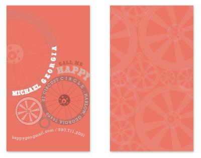 business cards - Jolly by Quyen  Trieu
