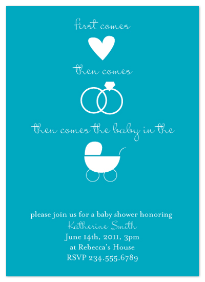 Minted Baby Shower Invitations as great invitation example