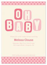 Oh Baby by Alicia Dean