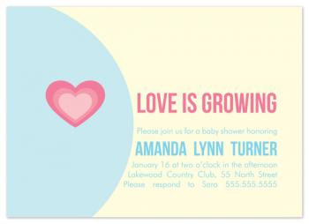 Love is Growing