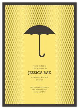 Umbrella Keeps Dry