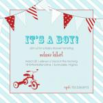 Bikin' baby by mango designs