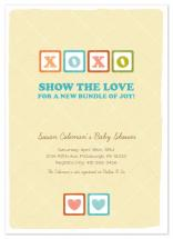 Show The Love, XOXO by Kelley Malone