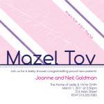 Mazel Tov by Ms. P