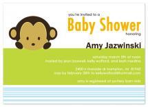 Peekaboo Monkey by Amy Jazwinski