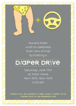 Modern Diaper Drive