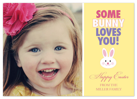 cards - Some Bunny Loves You by Allison Merten