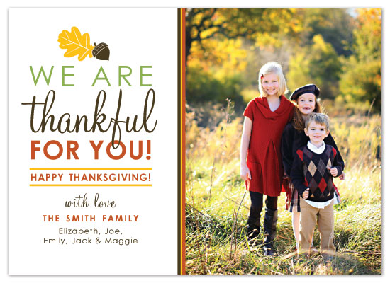 cards - Thankful for You by Marissa Paskewich