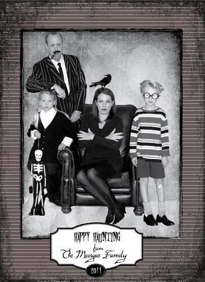 cards - Happy Haunting! by Melanie Crownover