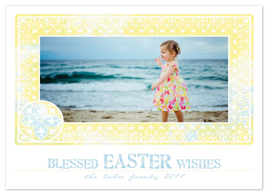 cards - Sunny Easter Tie Dye by b.utiful stationery boutique