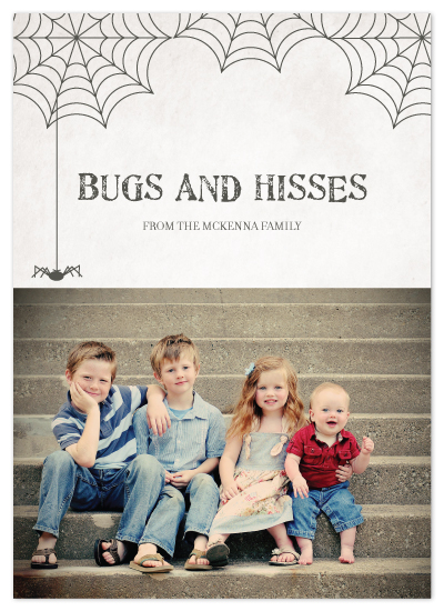 cards - Halloween Bugs and Hisses by Kimberly FitzSimons
