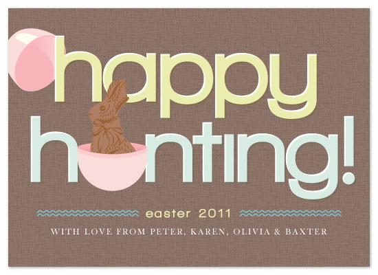 cards - Happy Hunting by Crystal Ku