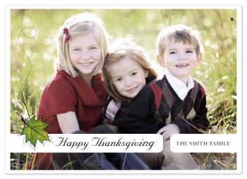 Simply Fall Thanksgiving