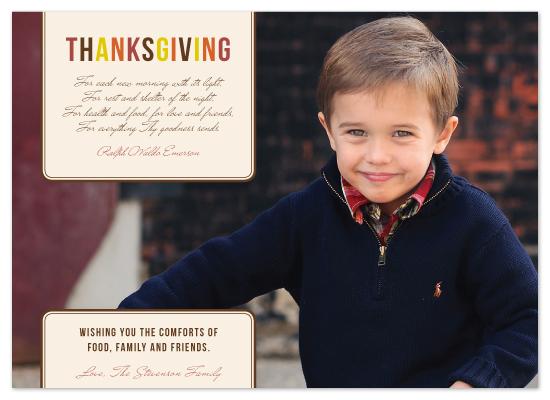 cards - Poem of Thankfulness by sarasponda