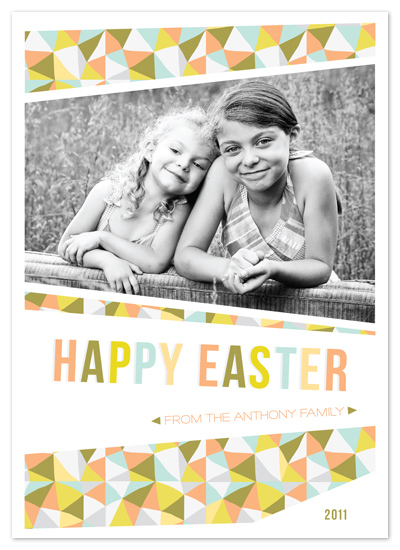 cards - Mosaic Easter by Ashley Foote