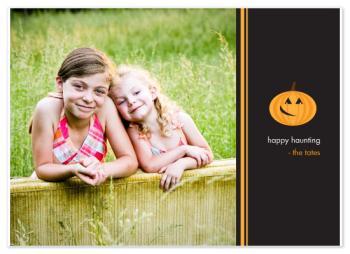 Snarky Pumpkin