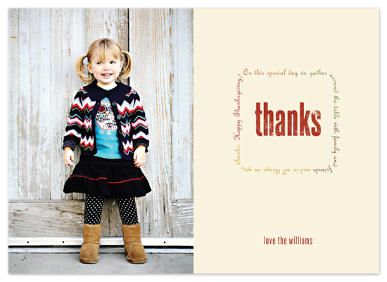 cards - A Big Thanks by Liza Williams