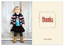A Big Thanks by Liza Williams