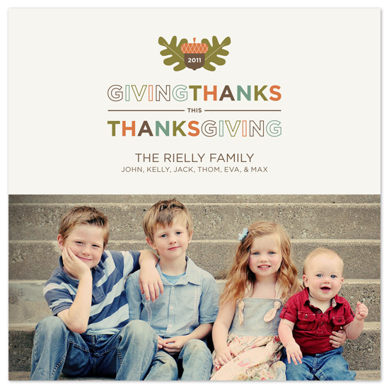 cards - Giving Thanks  by Kristin Royer