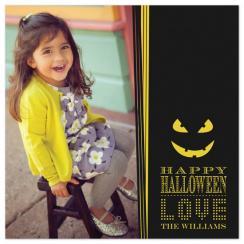 A Halloween Smile