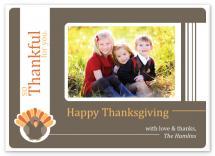 Thankful Turkey by Kayte Studer