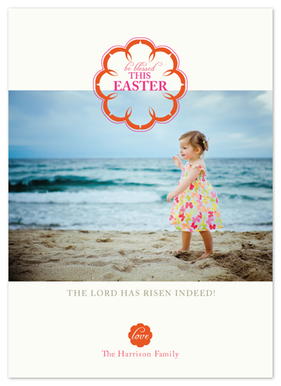 cards - Blessed Easter by Liza Williams