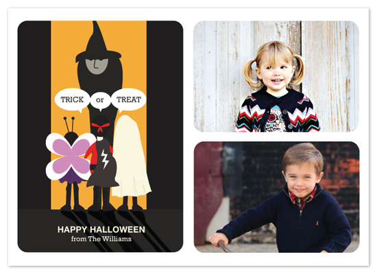 cards - Trick or Treat by Liza Williams