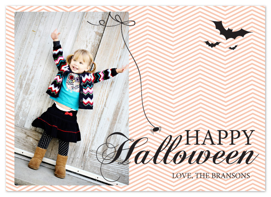 cards - Halloween Zig Zag by Iris