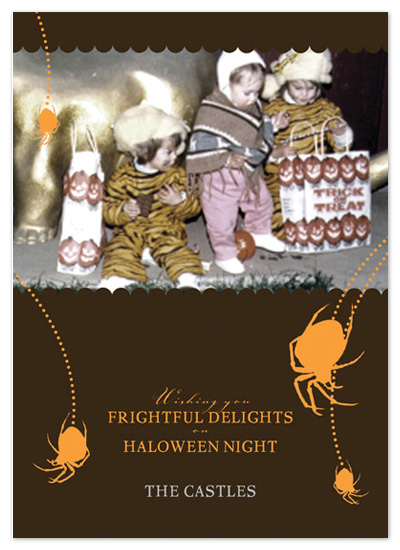 cards - Frightful Delights by Honey Paper