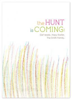 Hunt is Coming