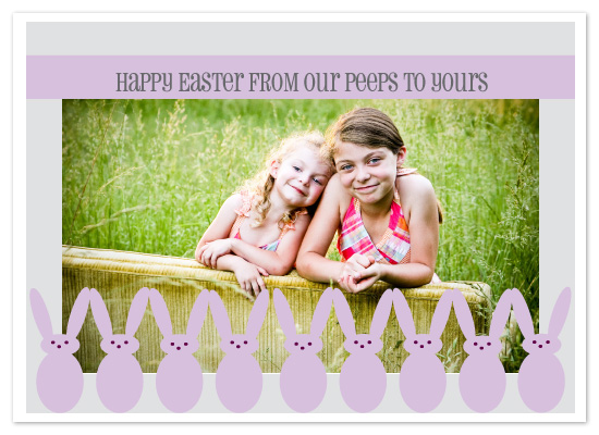 cards - Easter Peeps by Jane Grizzle