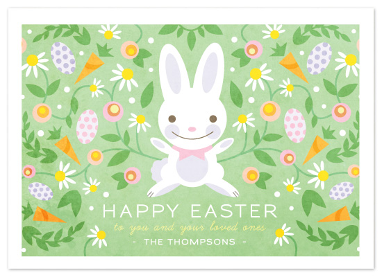 cards - Easter Flowers by Kristen Smith