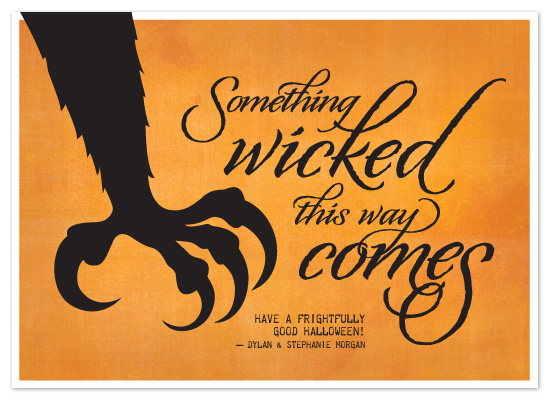 cards - Wicked Scary by Ann Gardner