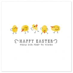 From Our Peep to Yours