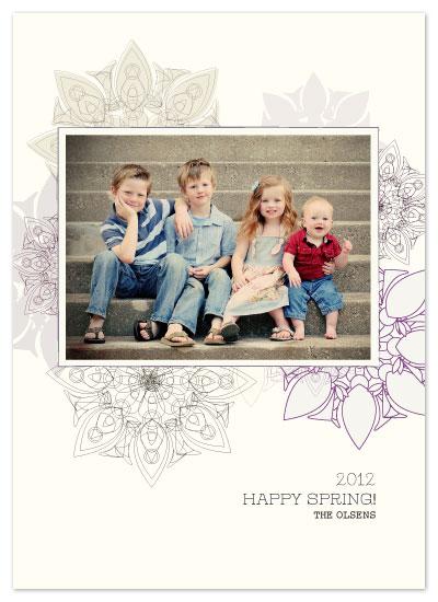 cards - Vintage Blooms by Julia