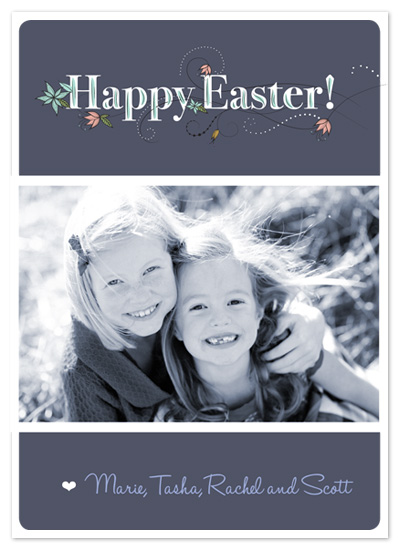 cards - Easter Greys by Zoe Proser