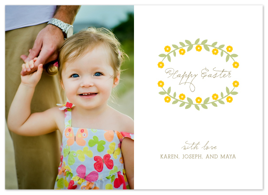 cards - Easter Daisies by Kelly Nasuta