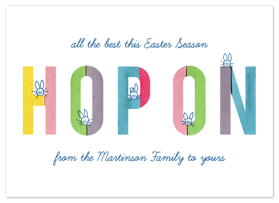 cards - hop on by campbell and co.