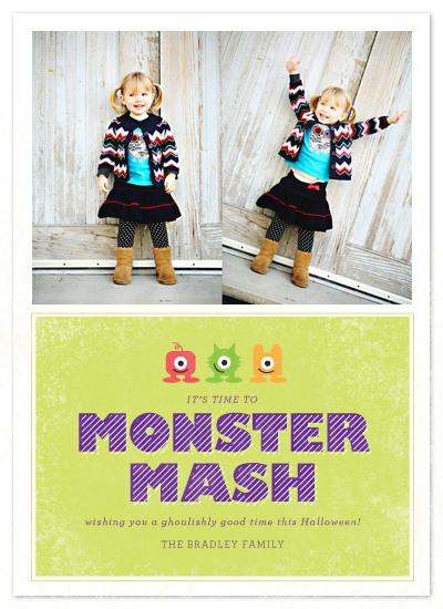 cards - Monster Mash by Kristen Smith